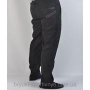 Штаны спортивные мужские - плащёвка AHU 21 фото