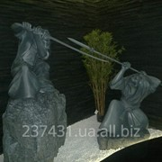 Скульптура 001 фото