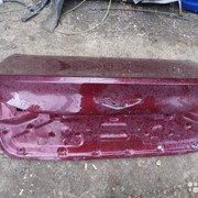 Крышка багажника хендай дженезис генезис g80 фото