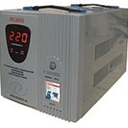 Стабилизатор напряжения электронный (релейный) 10 кВт - Ресанта ACH-10000/1-Ц фото