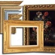 Рамки для картин и зеркал фото