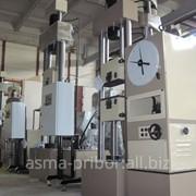 Машины гидравлические Р-10, Р-20, Р-50, Р-100 предназначены для статических испытаний образцов металлов и сплавов и изделий из них (метизов и пр) на растяжение, на сжатие и изгиб. фото