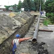 Ремонт газопроводов и нефтепроводов фото