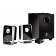 Колонки Logitech (Speaker Logitech LS21 21 7W RMS black) фото