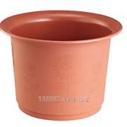 Горшок для цветов Подсолнух, диаметр 23 см,3001 110396 фото