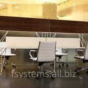 Система офисных столов AIR (Narbutas) фото