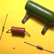 Резисторы переменные и подстроечные фото