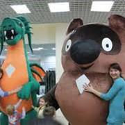 Ростовые куклы великаны фото