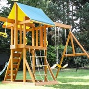 Детские площадки на заказ фото