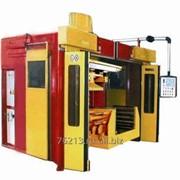 Стержневые машины по cold-box процессу фото