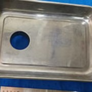 1457.0 Лоток для промышленной мясорубки (Нар. Д-54мм) фото