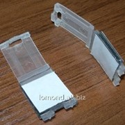 Фиксатор шлейфа 6х на липучке на принтер фото