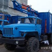 Сварочные Агрегаты марки УЭТ1 (АСТ) на шасси трелевочного трактора Т-147 (ТТ-4М) фото