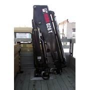 Кран-манипулятор HIAB 026T-3 фото