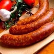 Колбасы украинские с сыром фото