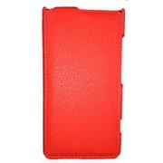 Чехол книжка iHug Citizen Case New для iPhone 5C красный фото
