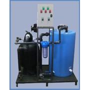 Установка очистки сточных вод фото