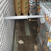 Распорка «VOID GARD» предназначена для фиксации грузов при автомобильных и контейнерных перевозках. фото