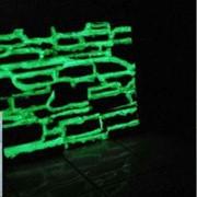Затирка люминесцентная для заполнения швов между плиткой фото