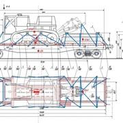 Разработка схем погрузки грузов габаритных и негабаритных фото