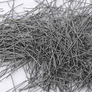 Фибра стальная для производственных полов промышленных зданий, дорожных и аэродромных покрытий, покрытий для горной промышленности, стеновых конструкций, армирования основания дорог фото