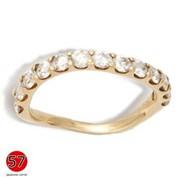 Кольца 750 проба,бриллианты фото