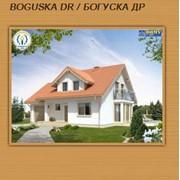 Проекты каркасных домов под ключ BOGUSKA DR / БОГУСКА ДР фото