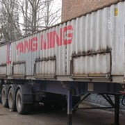 Переоборудование контейнеровоза под зерновоз фото