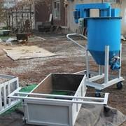 Оборудование для изготовления пеноблоков (пенобетона) и газоблоков (газобетона) Капчагай и весь Казахстан фото