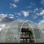 Теплица -шатер сборная 22м2 фото