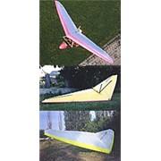 Крылья для мотодельтапланов (дельталетов): Х10, Х12, Х12-400, Х14, Х17. фото