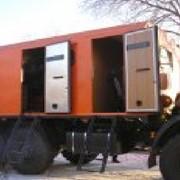 Передвижная авто-ремонтная мастерская фото