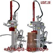 Дровокол или гидравлический дровокольный станок USP 16 фото