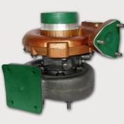 Турбокомпрессор ТКР 8,5С-3 новый / ЧТЗ / Т-130 / Т-170 / Б-10 / Д-160 / Д-180 (51-54-1) фото