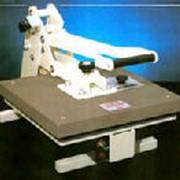 Пресс механический с открывающейся платформой для термопереноса на толстую и тонкую основу Beta Junior 33 фото