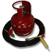 Комплект № 6 для пайки кабелей и медных труб фото