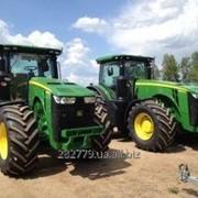Колісний трактор JOHN DEERE 8345R фото