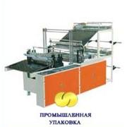 PU-GBD-500,700 для изготовление пакетов типа «майка» и фасовочных пакетов из ПНД, ПВД, РР стопой, с рисунком и без рисунка, Линии для изготовления полиэтиленовых пакетов фото