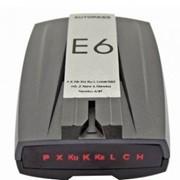 Автомобильный антирадар Autopass E6, устройство для обнаружения радаров, беспроводных камер, с поддержкой Русского языка и LED дисплеем фото
