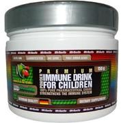 Детский комплекс витаминов Immun drink powder for children Ult:Rovita Германия фото