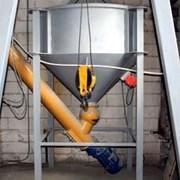 Растариватель биг-бегов цемента РБ-2 фото