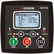 DATAKOM DKG-109 Контроллер автоматического управления генератором и ввода резерва фото