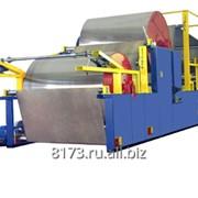 Мини - завод по производству туалетной бумаги фото