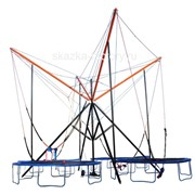 Мобильный аттракцион «Тарзанка» 6 метров фото
