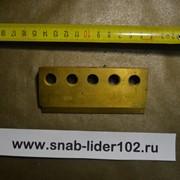 Резец зубострогальный М1,5-1,75 20* Р18 фото