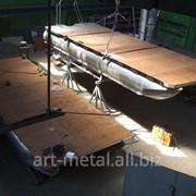 Понтонная платформа фото