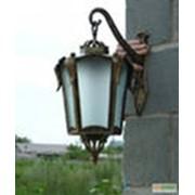Кованые фонари фото