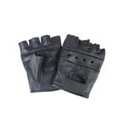 Перчатки кожаные без пальцев 12517002 фото