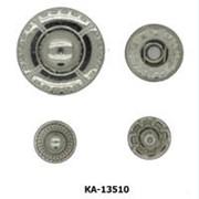 Кнопка Альфа 13,5мм, Код: КА-13510 фото