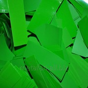 Конфетти-метафан салатовый фото